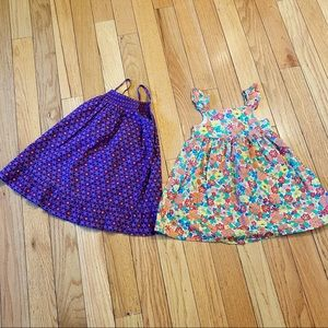 Lot of 2 Du Pareil Au Meme Sun Dresses